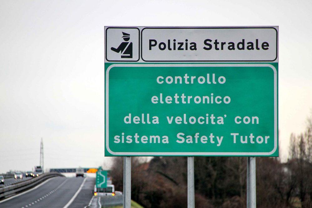 Autostrade e nuovi tutor: ecco cosa bisogna aspettarsi sulle strade italiane