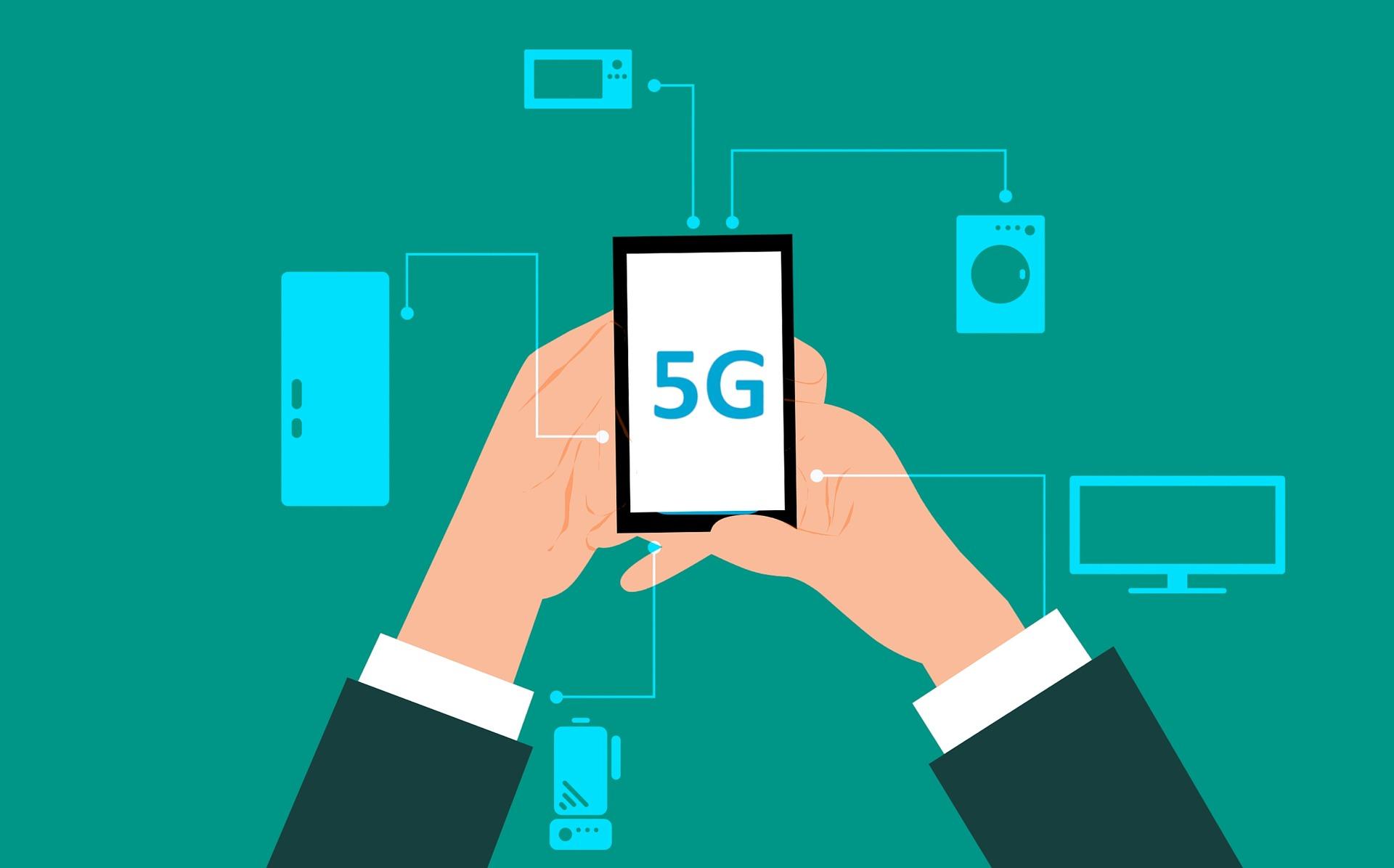 Che aspetto avrà l'impresa abilitata al 5G?